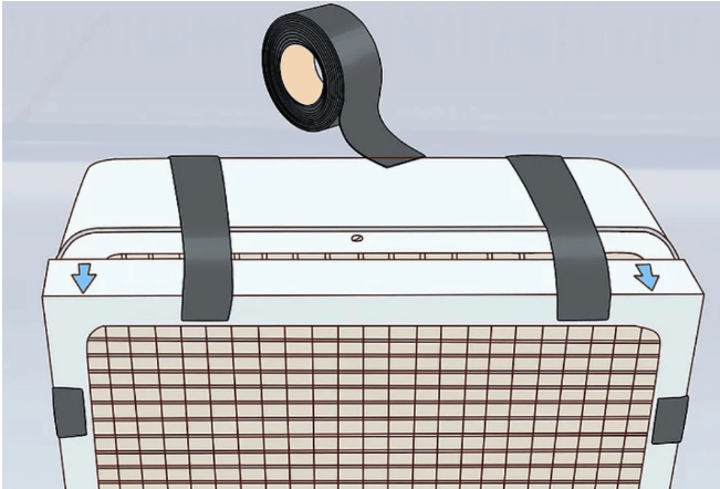 Make an air purifier