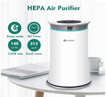 HEPA Air Purifiers (High-Efficiency Particulate Air)