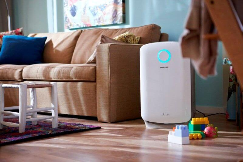 What can an ionizer air purifier do?