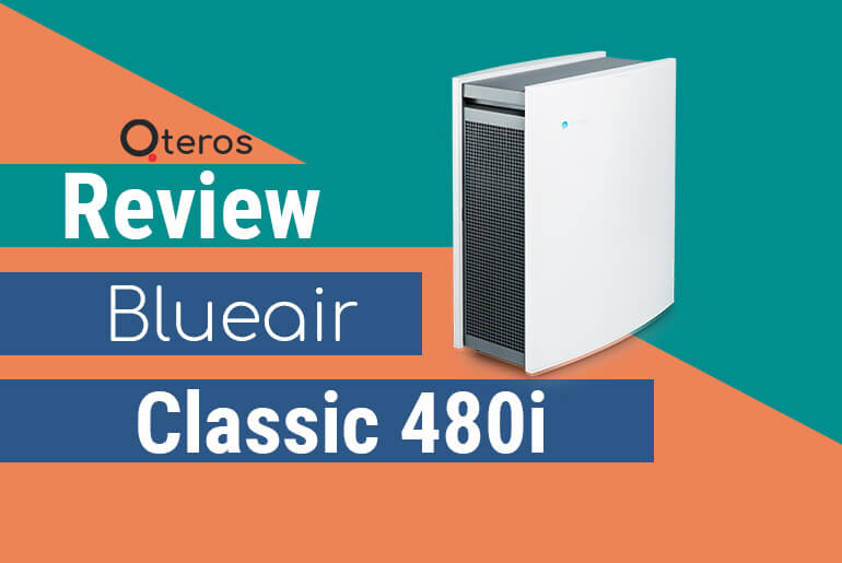 Blueair Classic 480i Air Purifier Review: Tangible Improvement In Air Quality 24