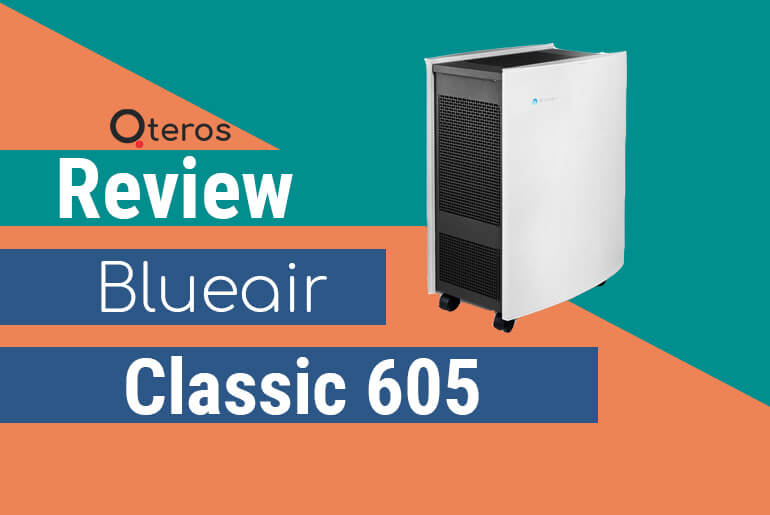 Blueair Classic 605 Review: Best Wi-Fi-Enabled Air Purifier of 2020? 2