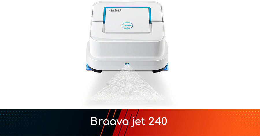 iRobot Braava jet 240 review