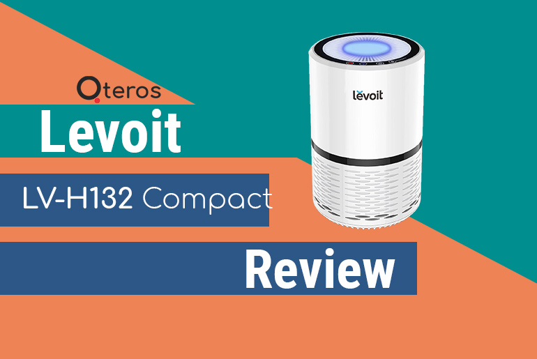 Levoit LV-H132 Compact HEPA Air Purifier