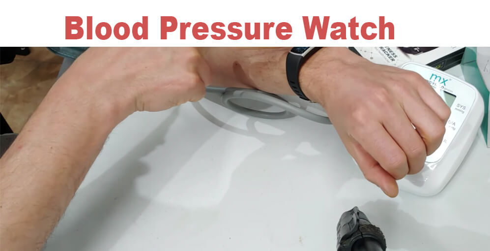 Best Blood Pressure Watch