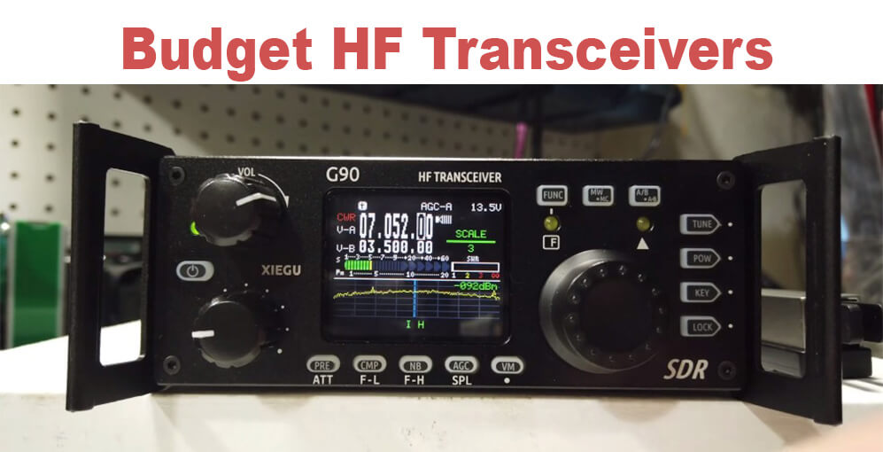 cheap hf transceiver
