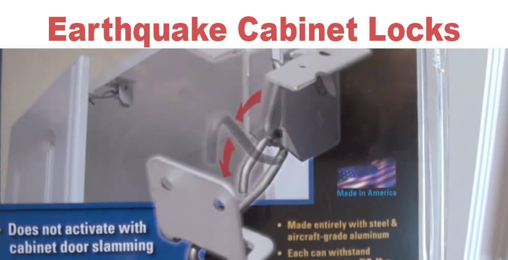 Best Earthquake Cabinet Locks