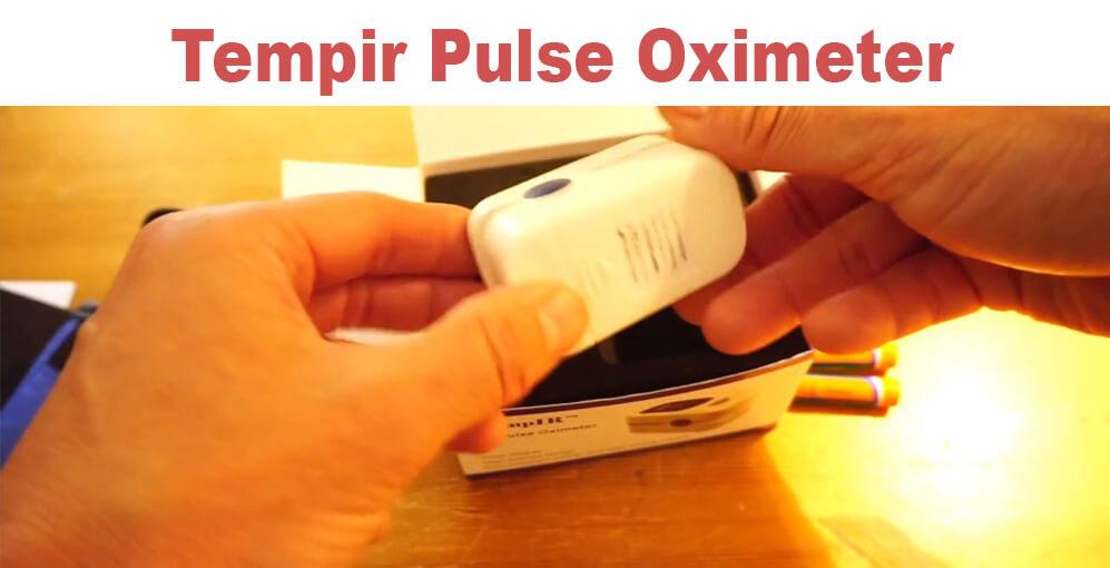 Tempir Pulse Oximeter Review